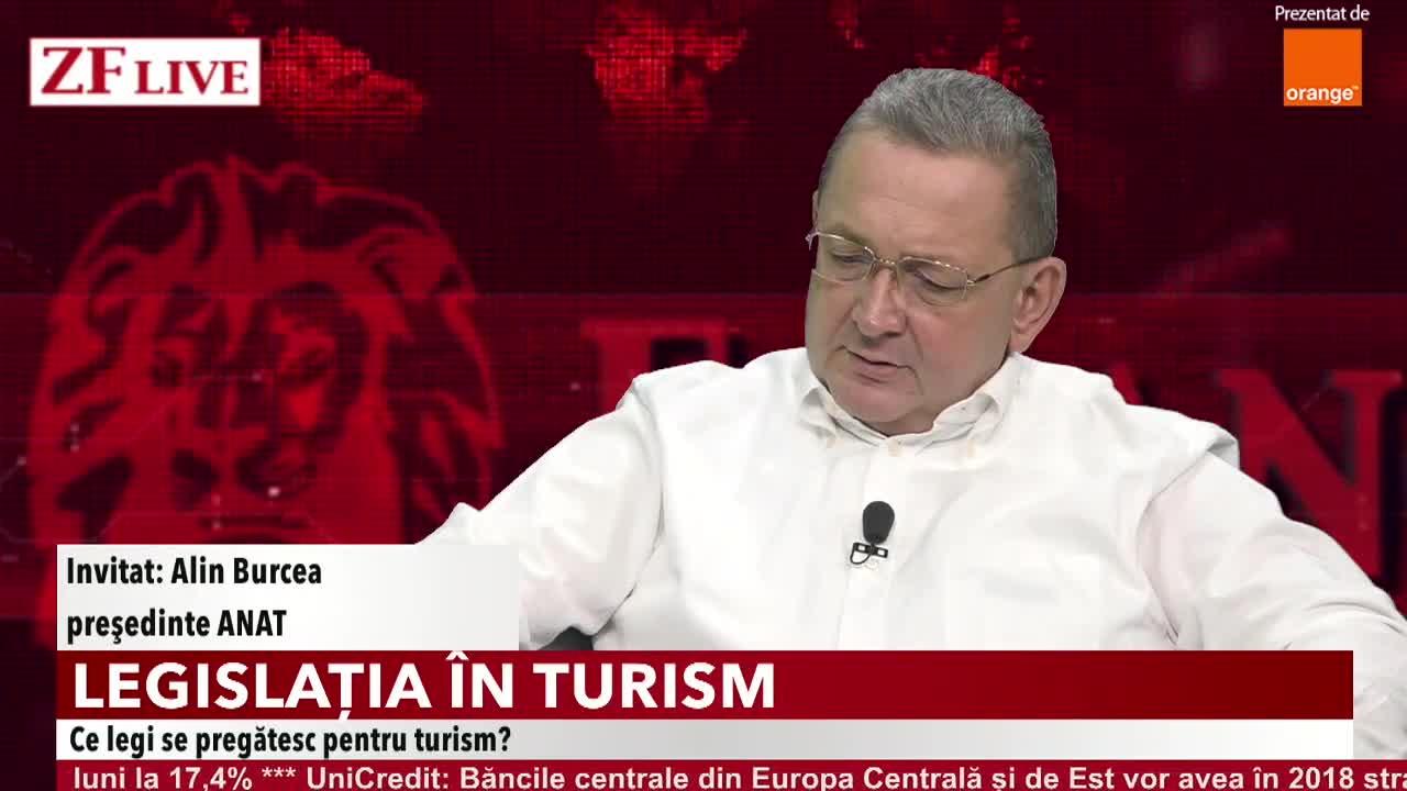Alin Burcea, preşedintele ANAT: Ce trebuie să ştie turiştii care au achiziţionat pachete de la agenţia Omnia Turism
