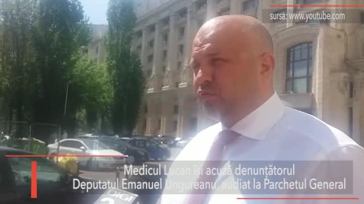 Denunţătorul lui Lucan, audiat la Parchetul General, după ce medicul i-a făcut plângere