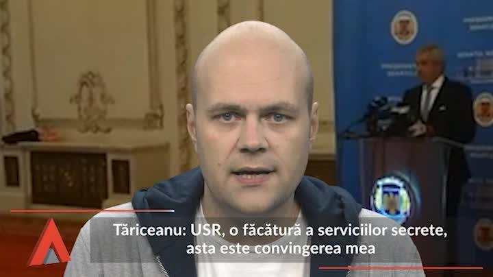 """Călin Popescu Tăriceanu, atac dur la partidul """"făcătură a serviciilor secrete"""""""