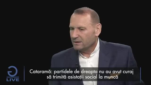 """Cum poate PNL să bată PSD în alegeri. Cataramă: """"Să nu mai încerce să-i facă prieteni pe toţi. Există o teamă viscerală să nu supere electoratul stângii"""""""