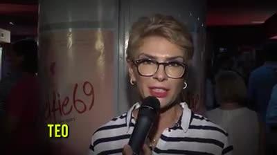 Premiera de Gală #selfie69 în Bucureşti (video 4)