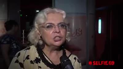 Irina Margareta Nistor despre #selfie69