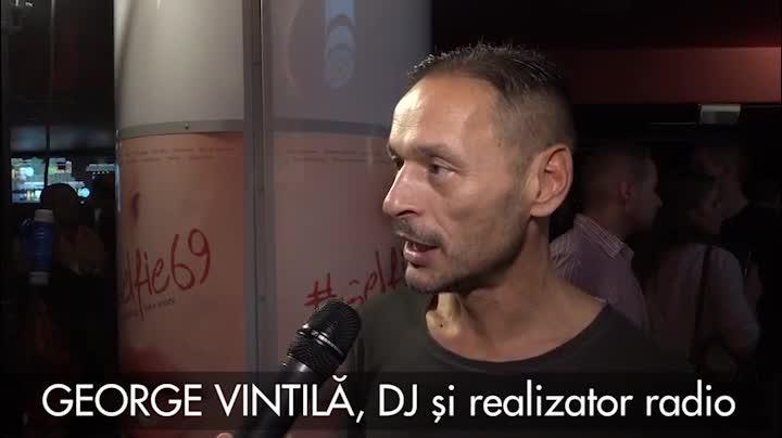 Premiera de Gală #selfie69 în Bucureşti (video 3)