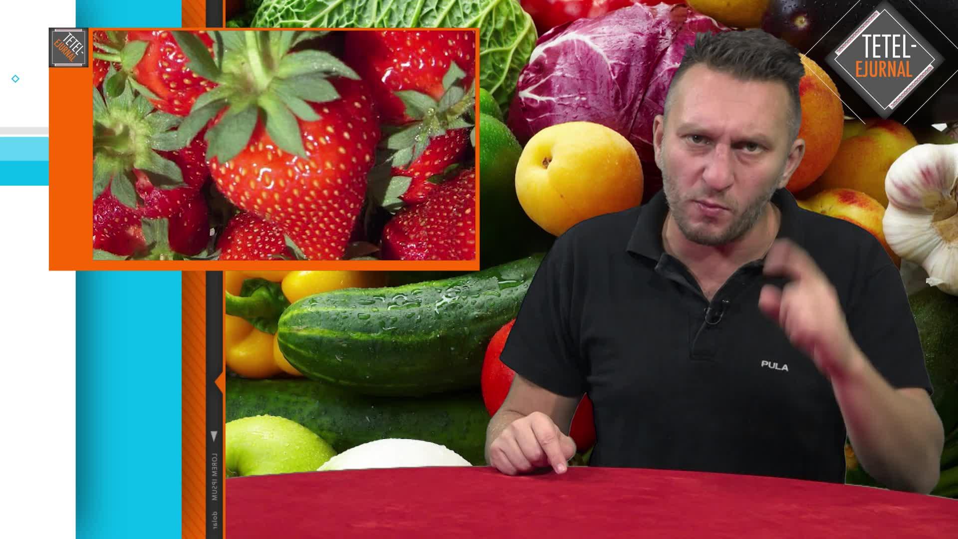 Tetelu, despre frcute şi legume