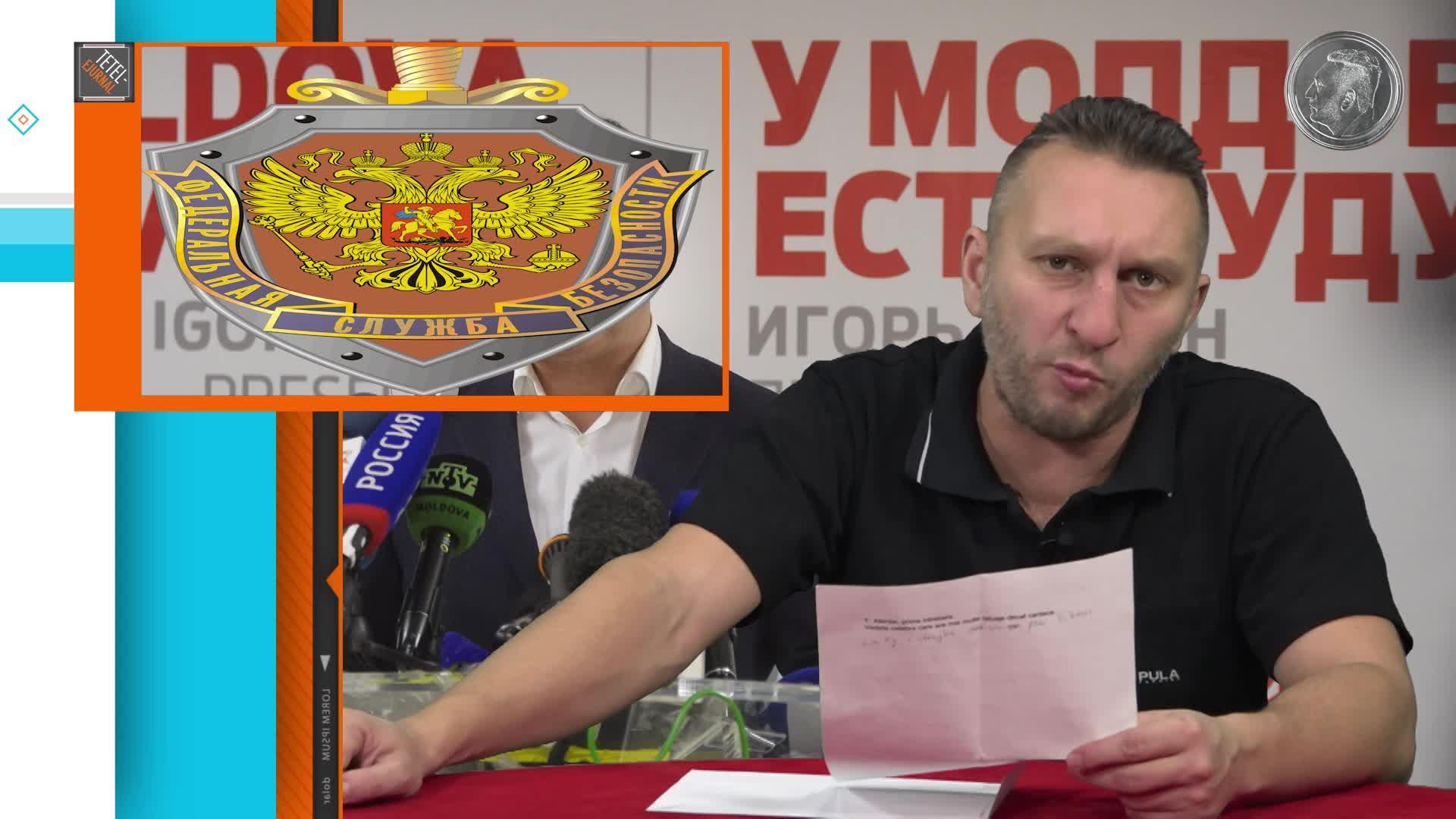 Alegerile din Moldova la Tetelejurnal