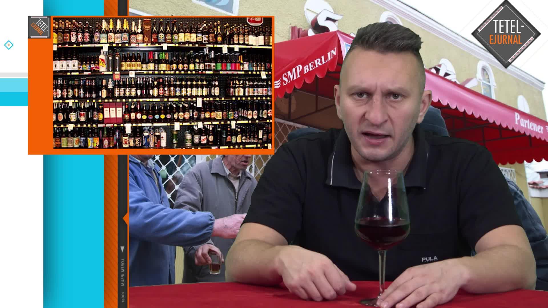 Tetelejurnal: Alcool