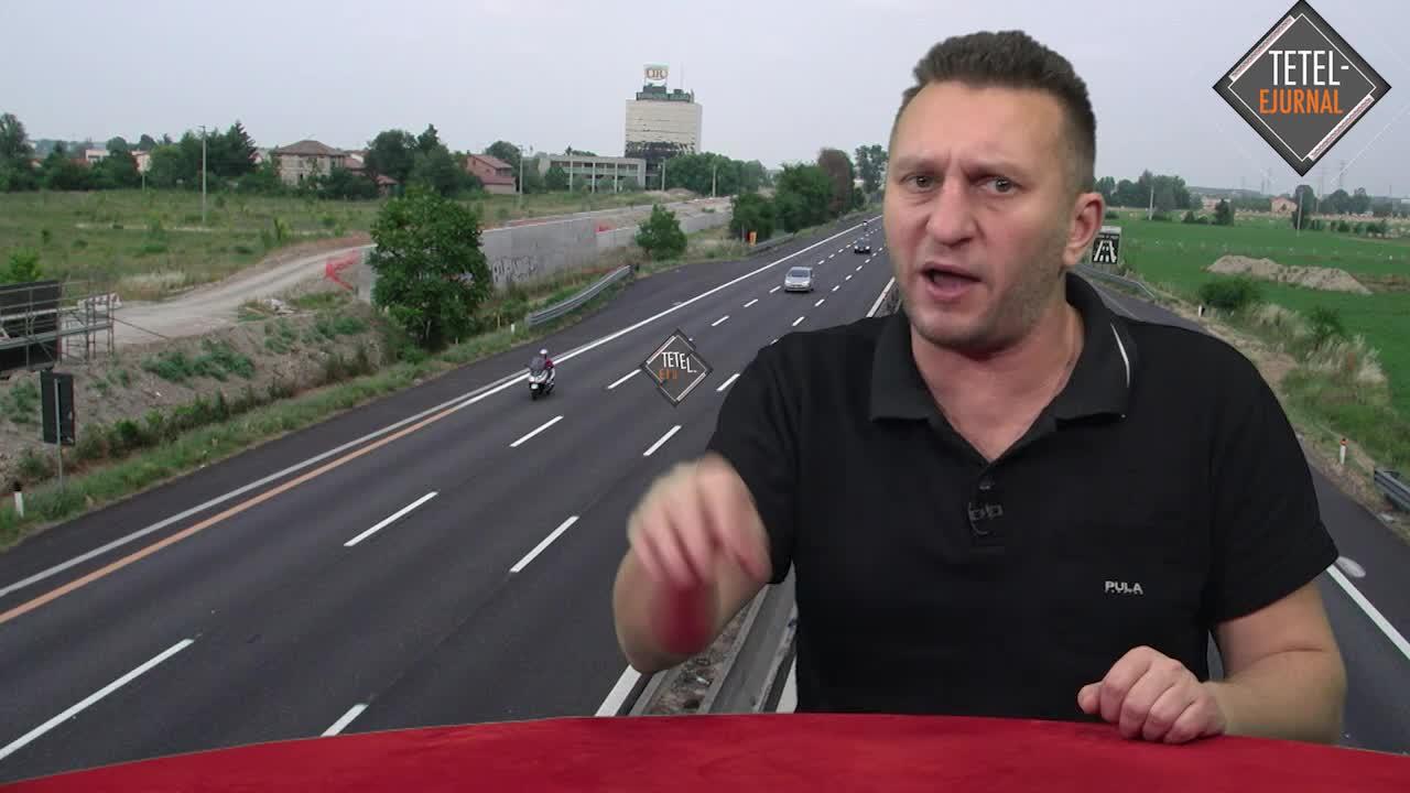 Tetelu si autostrada