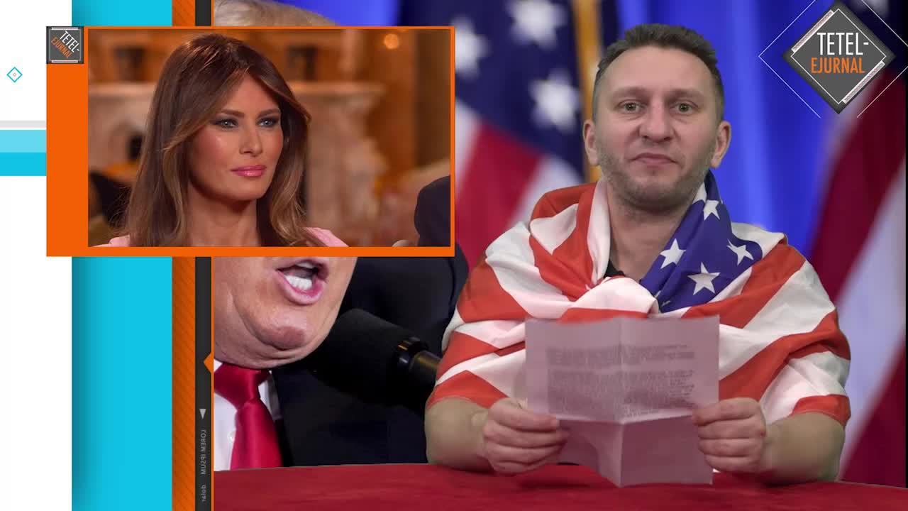 Tetelu si Trump
