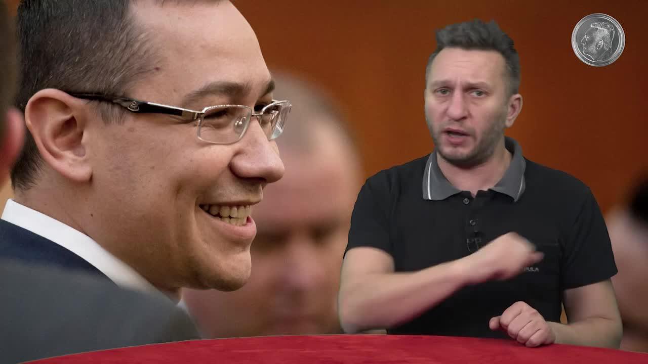 Tetelu, Ponta si demisia in alb