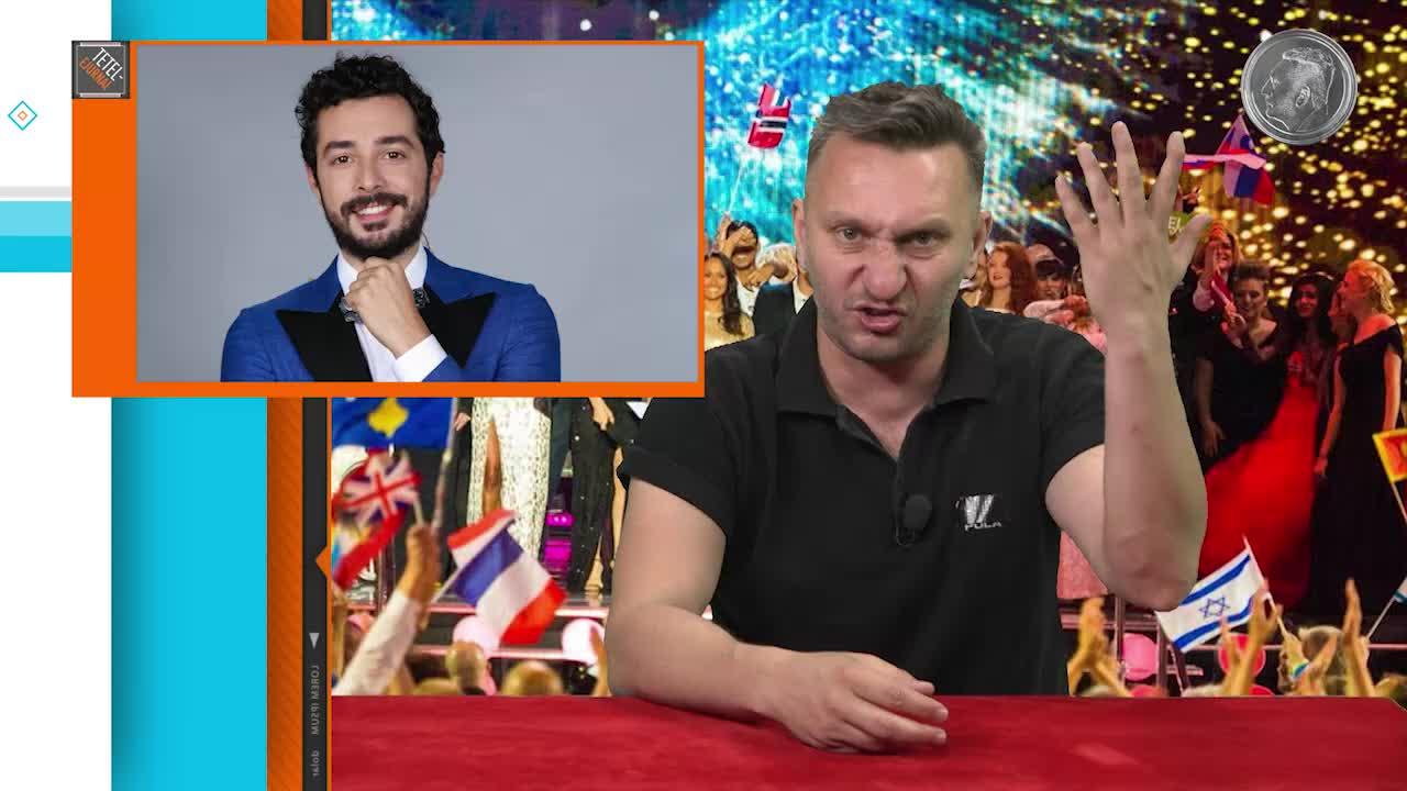 Tetelu si Eurovisionul
