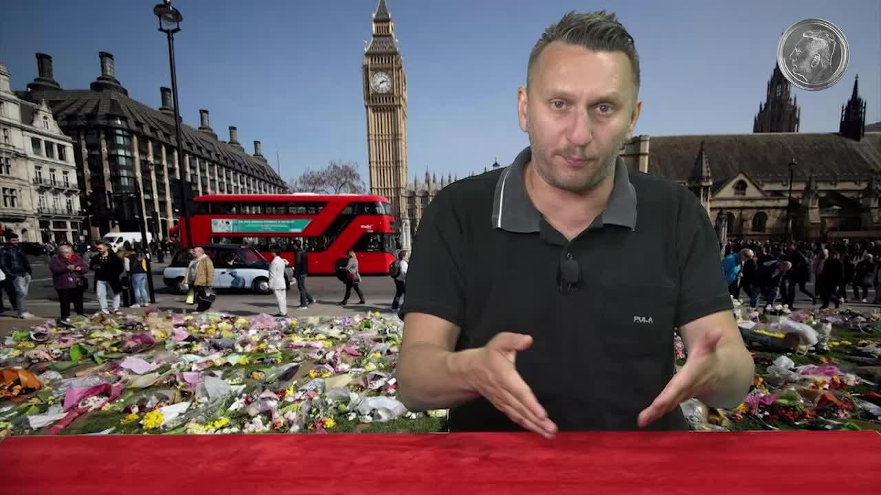 Tetelu şi atentatul de la  Londra