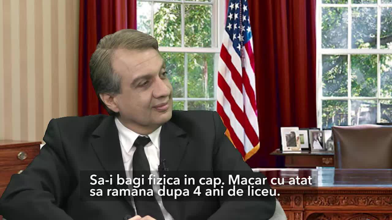 Iohannis şi Trump la Casa Albă