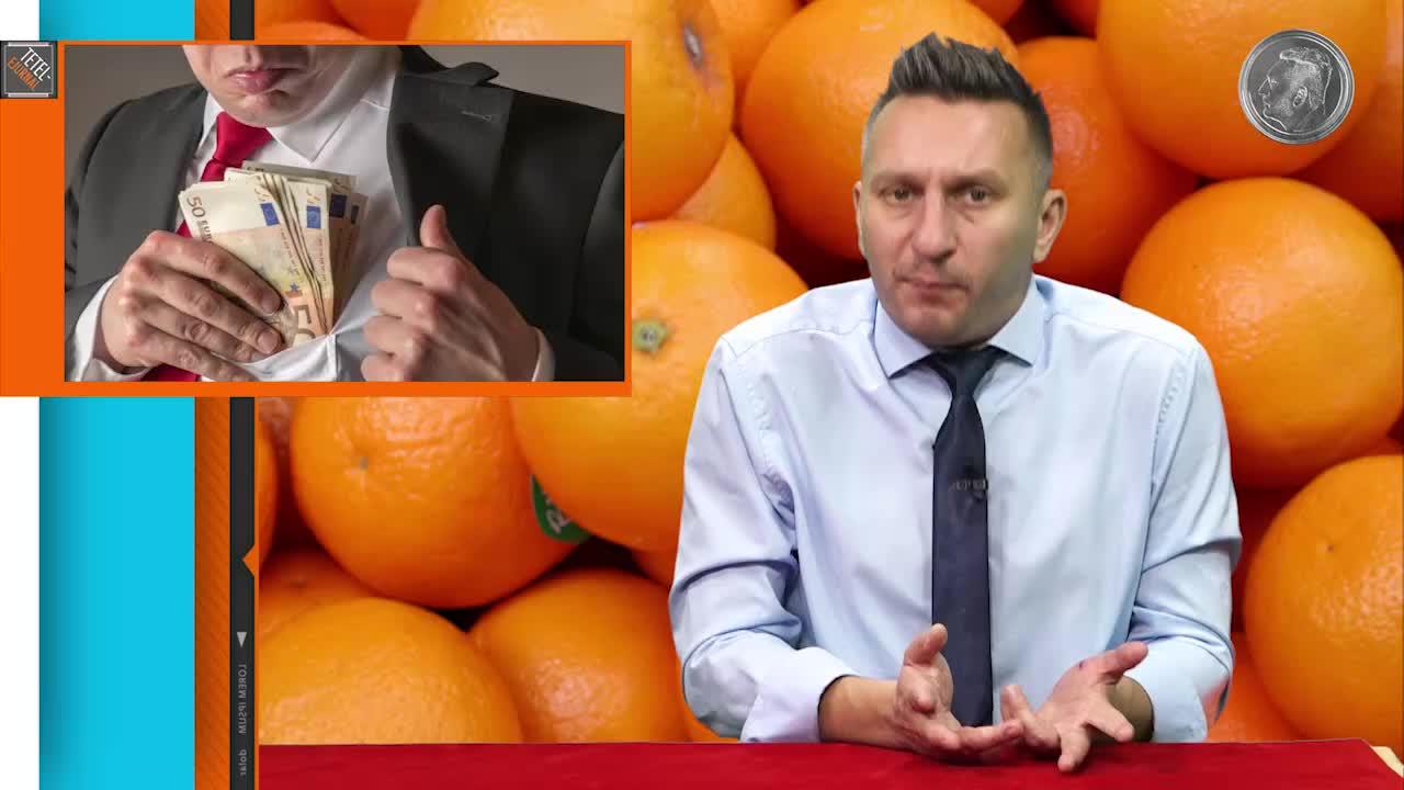Tetelu si portocalele otravite
