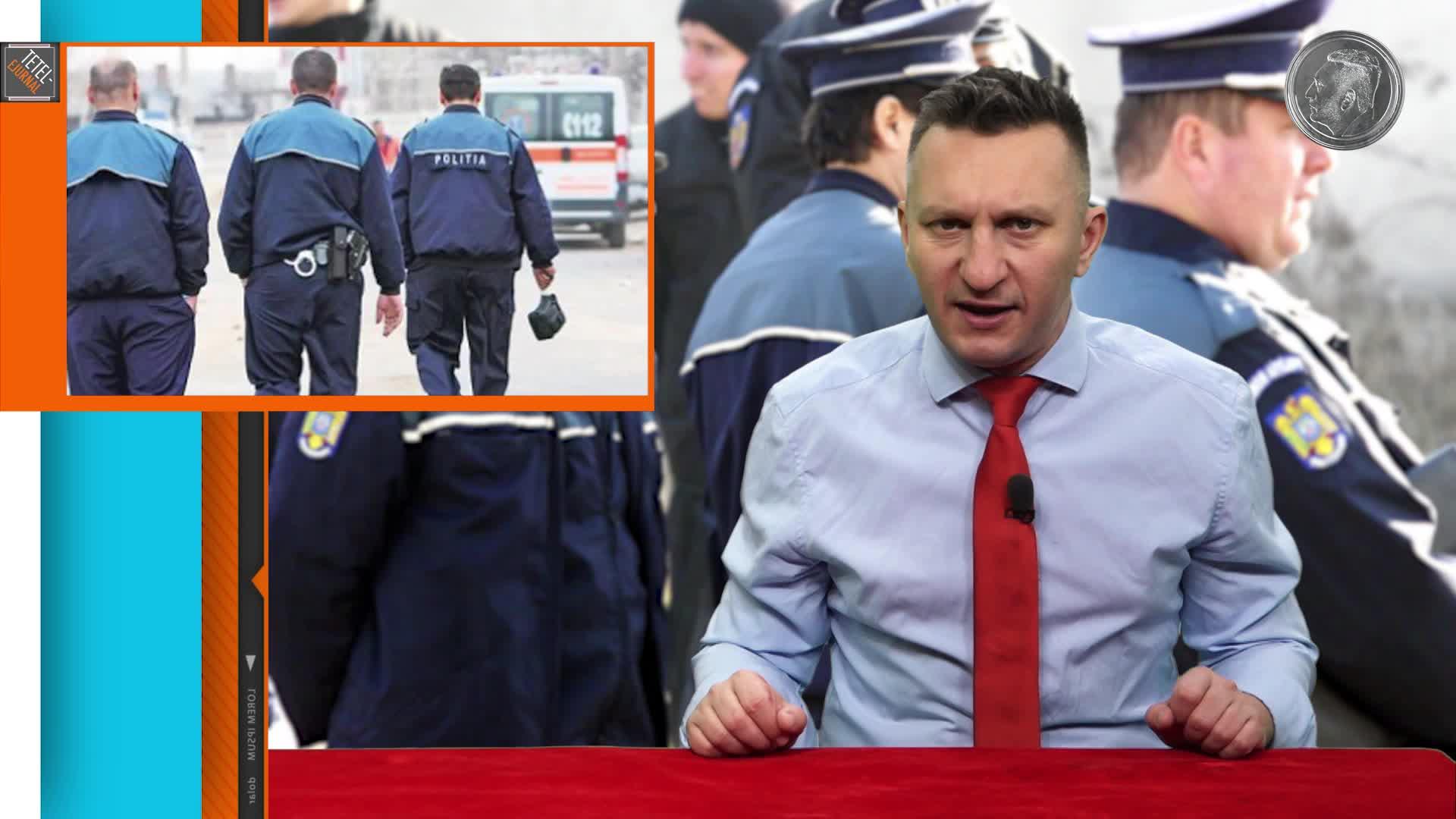 Tetelu si politistii pe olx