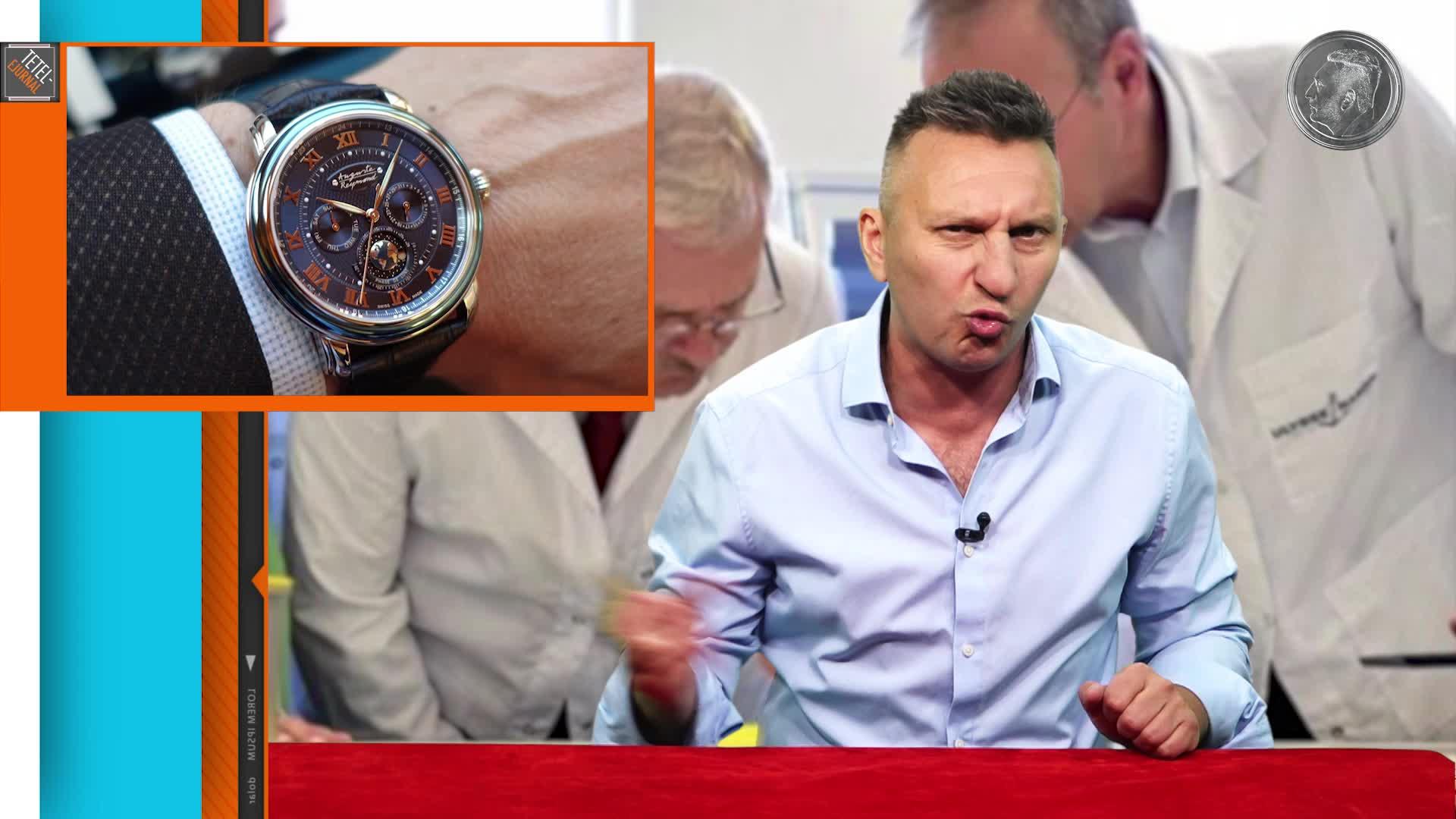 Tetelu şi ceasurile elveţiene