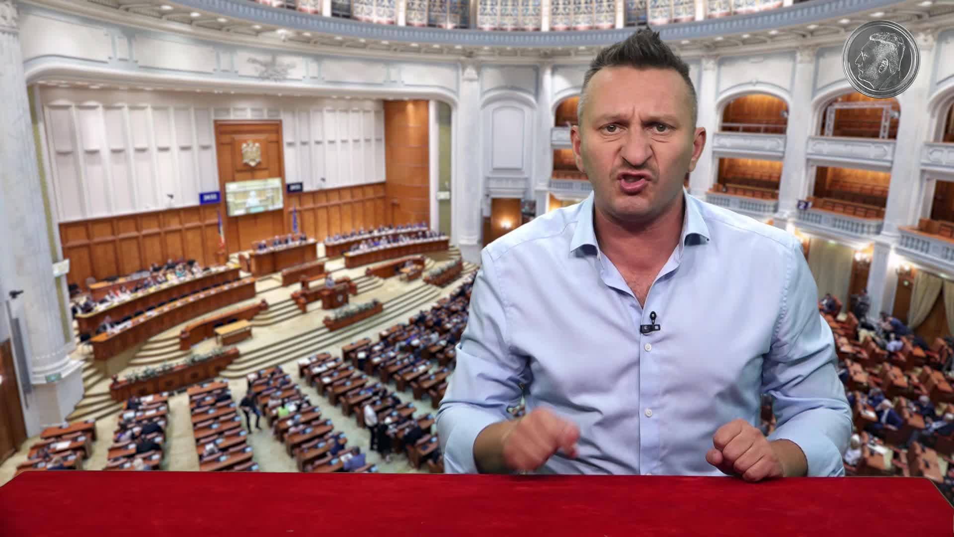 Tetelu şi penalii din Parlament