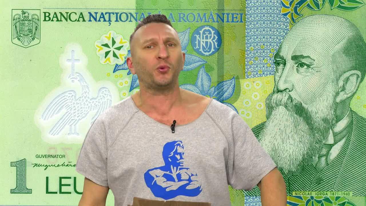 Tetelu şi Balada leului românesc umilit de euro