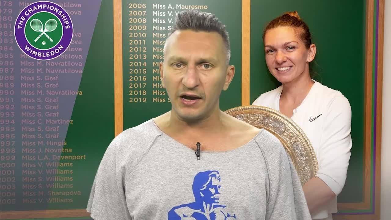 Tetelu, mârşăvia politicienilor români şi succesul Simonei Halep