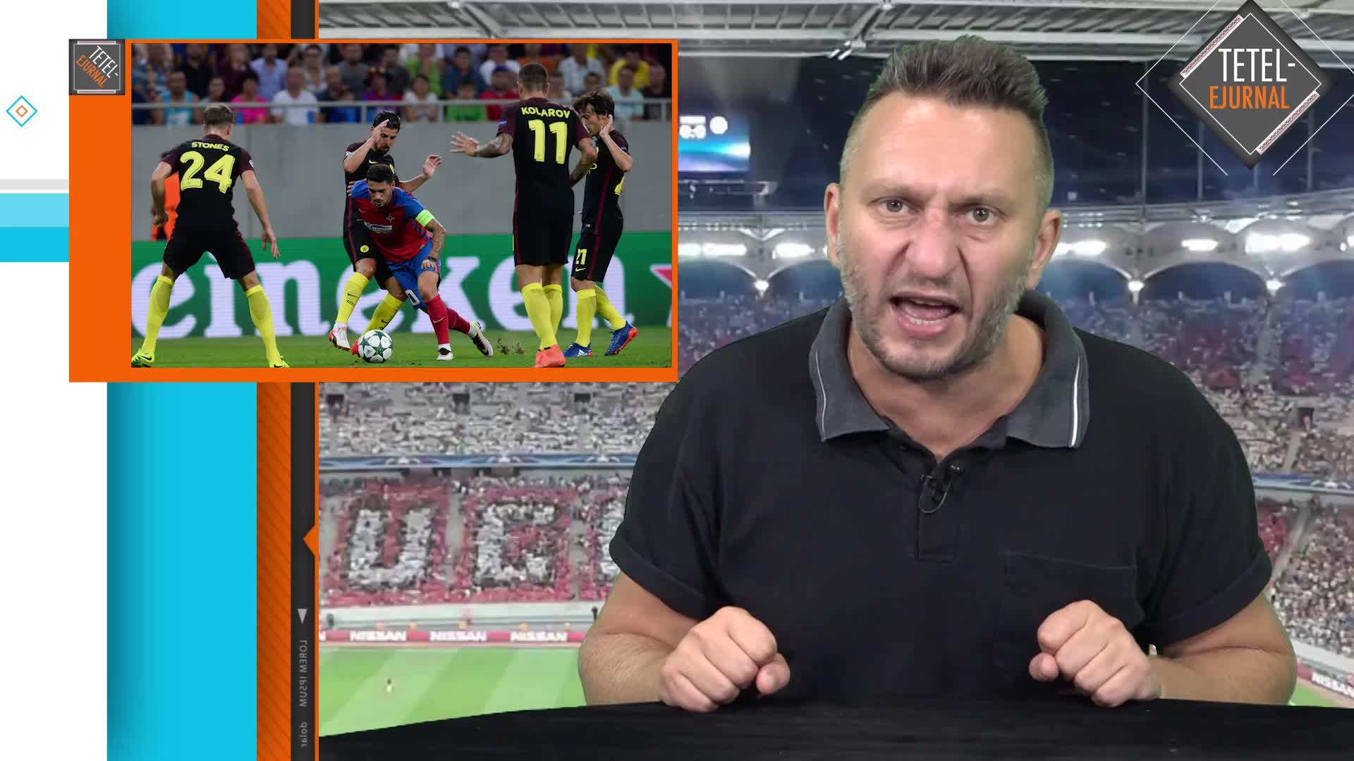 Tetelu şi fotbalul românesc