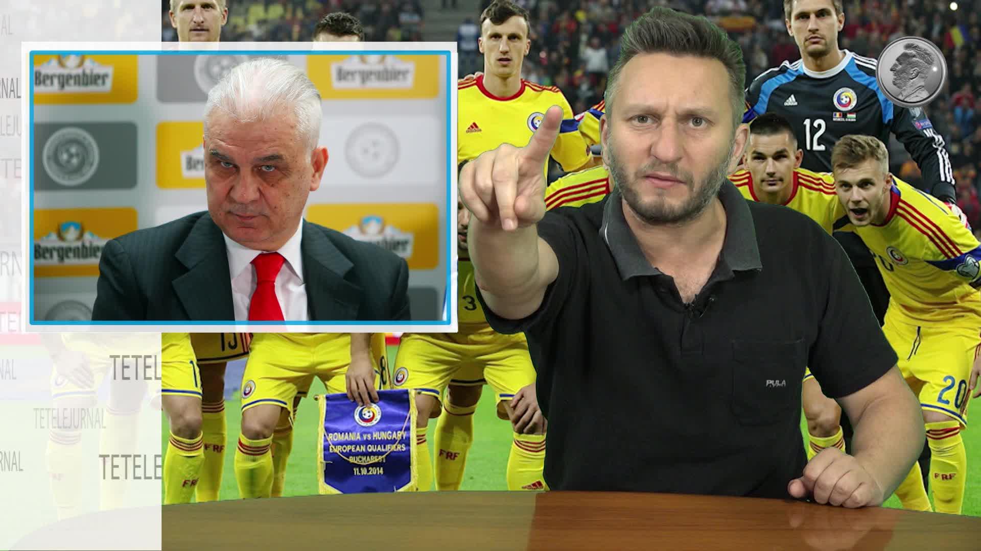 Tetelesport: Tetelu şi Naţionala