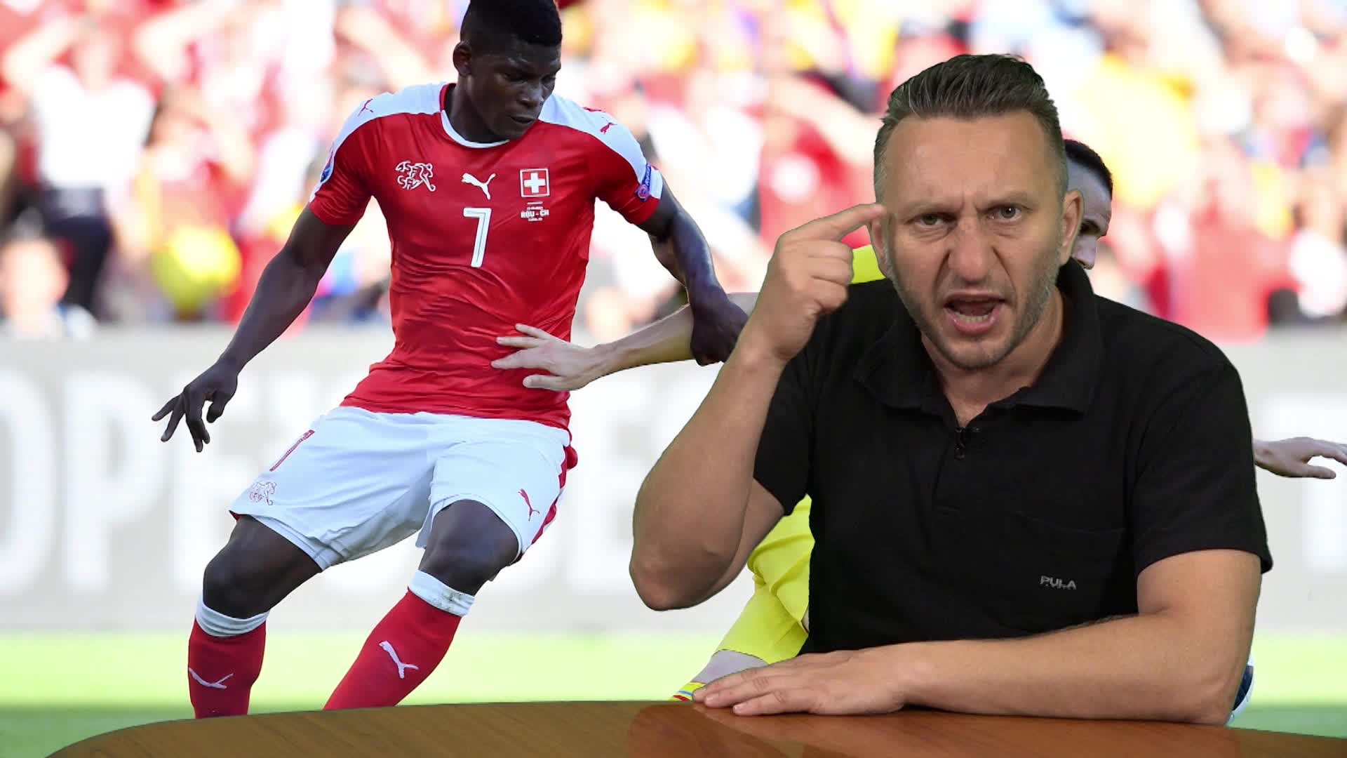 Tetelesport: România - Elveţia