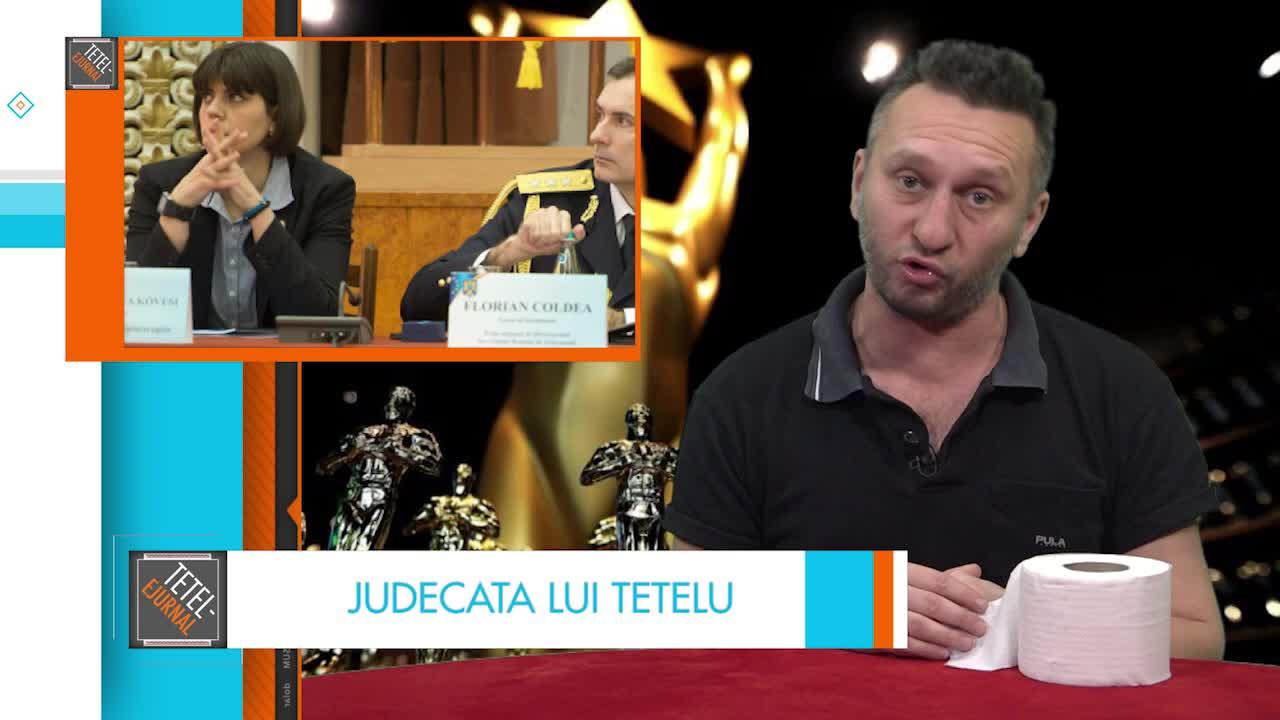 Judecata lui Tetelu: premiile Oscar la români