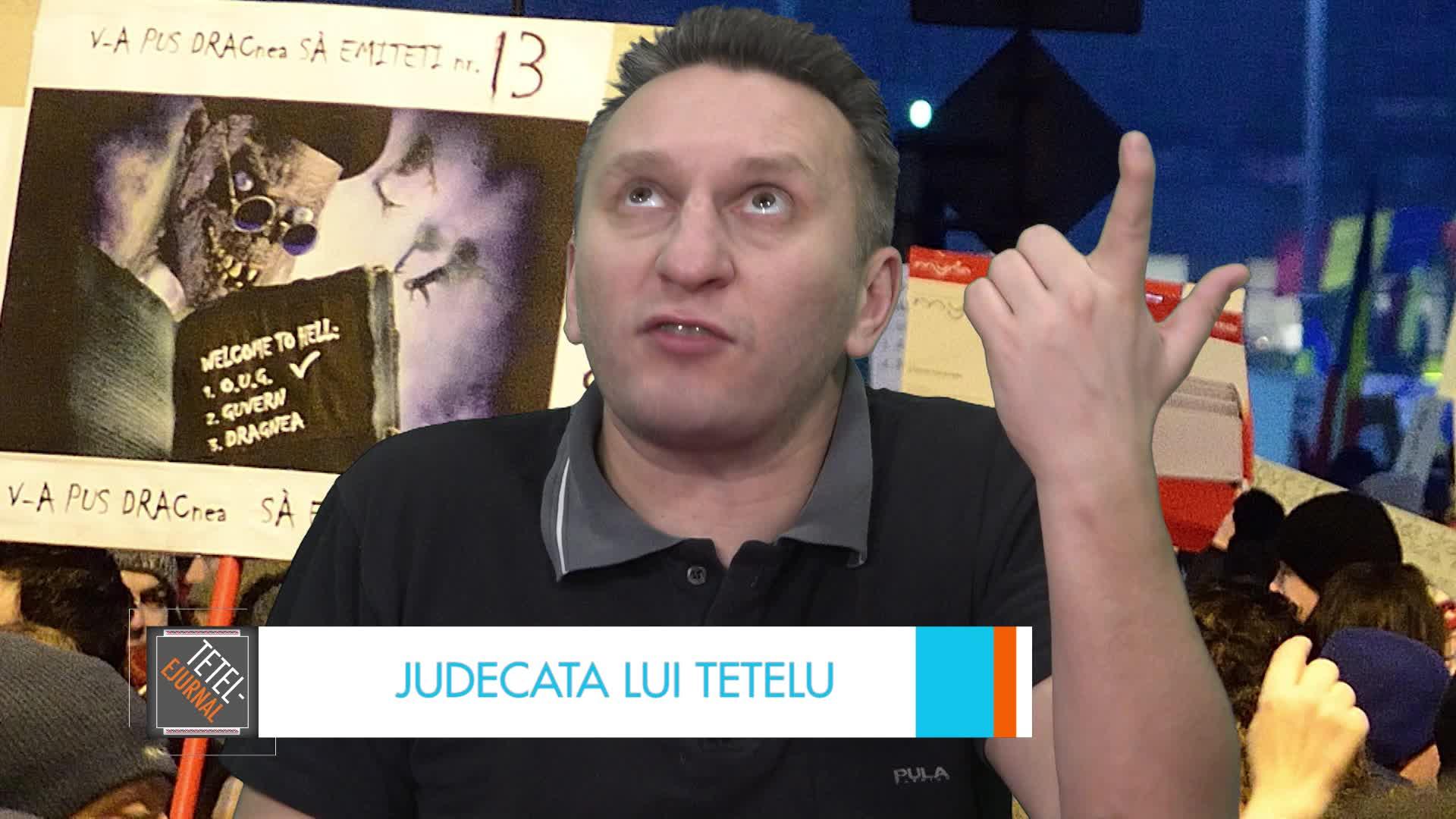 Judecata lui Tetelu: Dezbinarea românilor