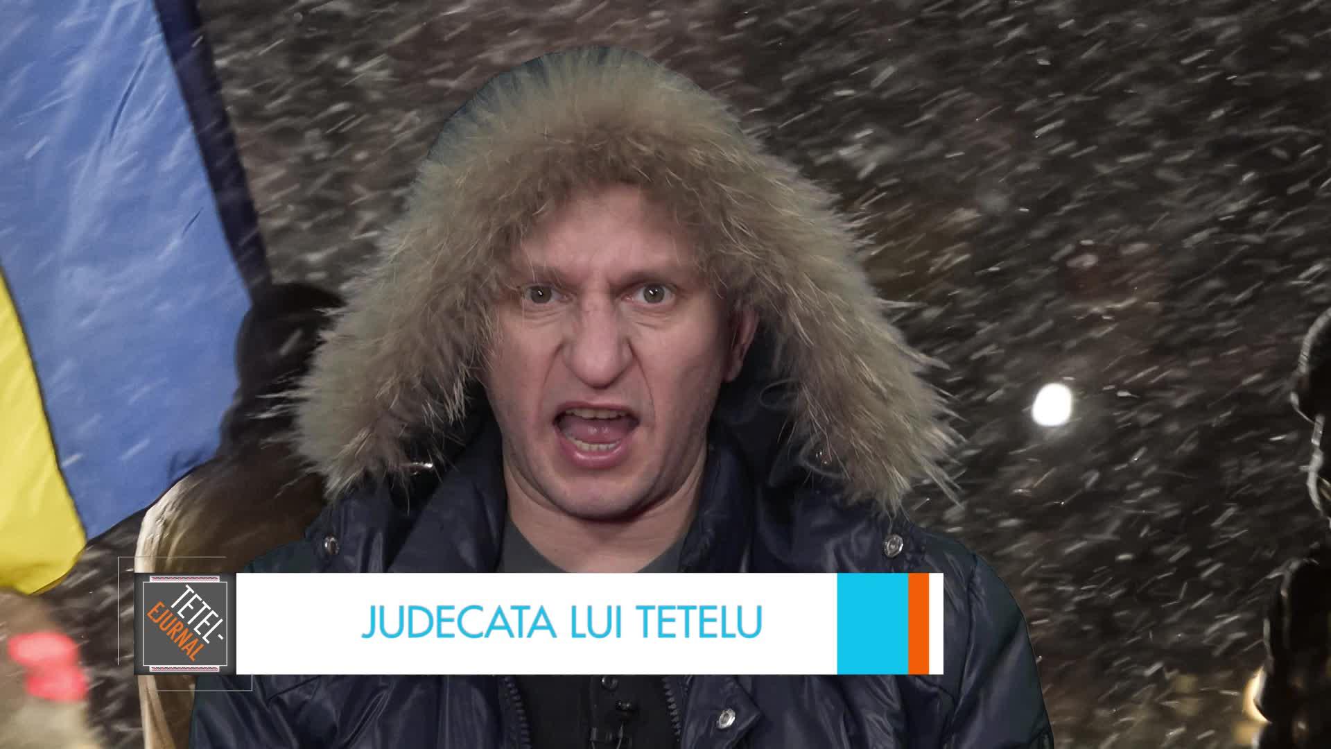 Judecata lui Tetelu: Lozinca pentru protest