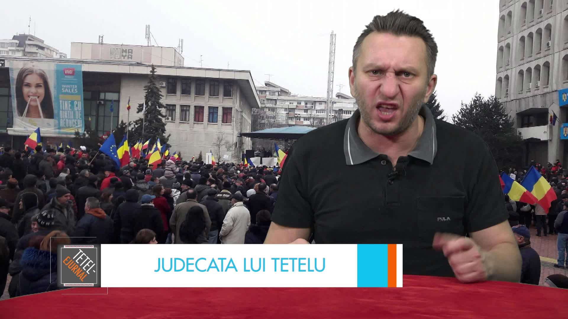 Judecata lui Tetelu: PSD şi România roşie