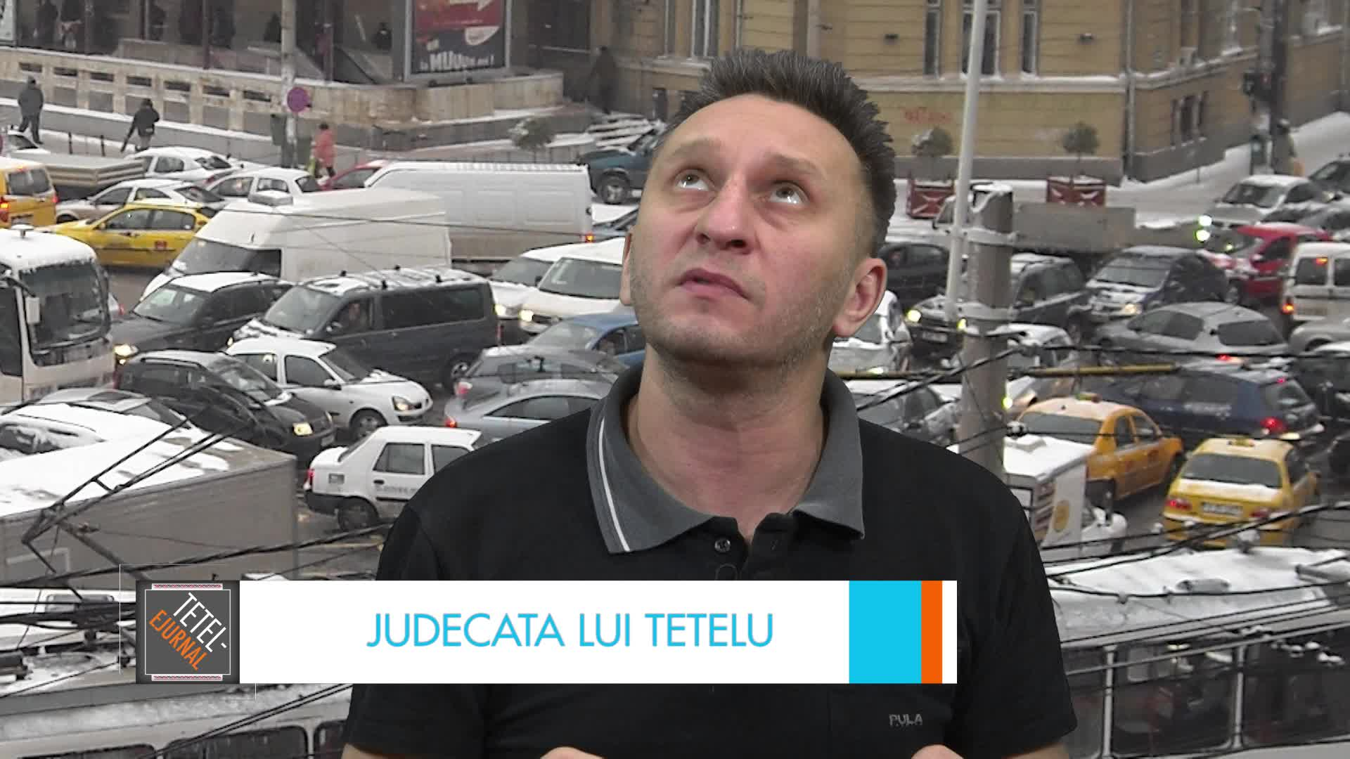 Judecata lui Tetelu: Traficul din Romania