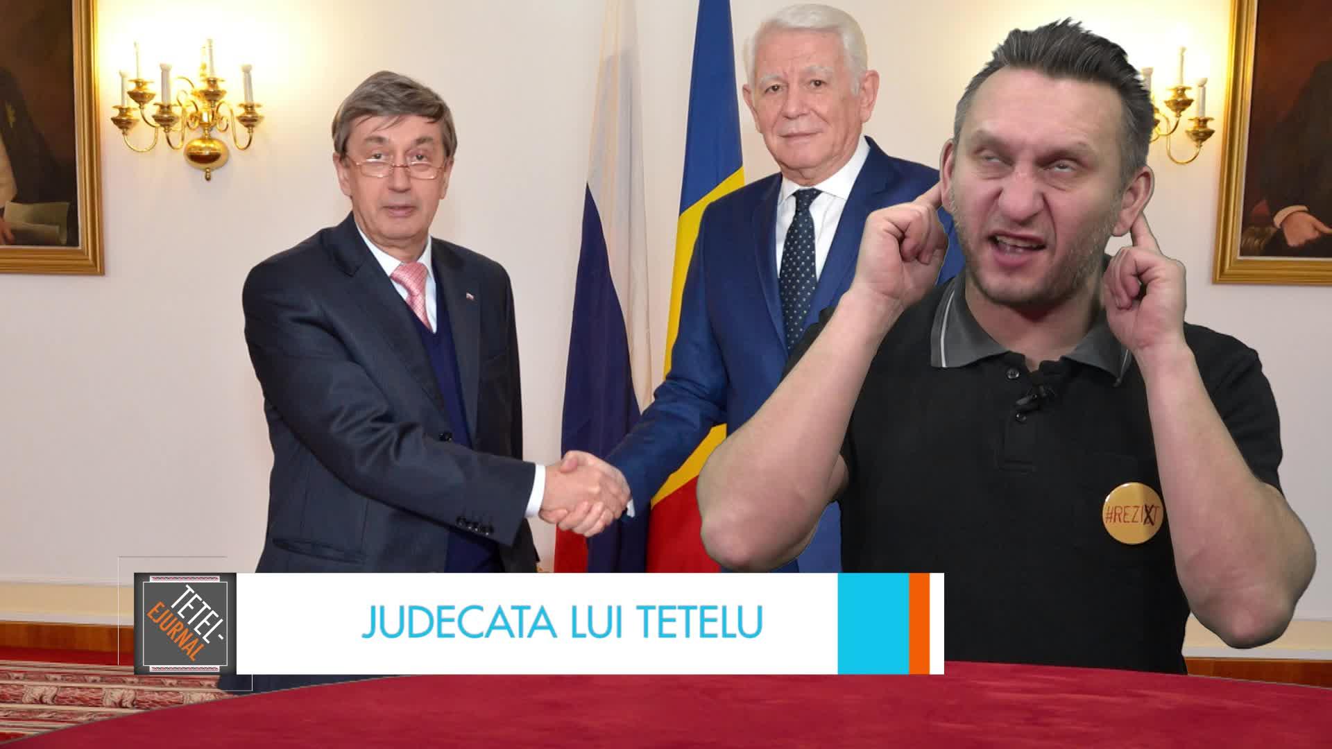 Judecata lui Tetelu: Facebookul lui Meleşcanu