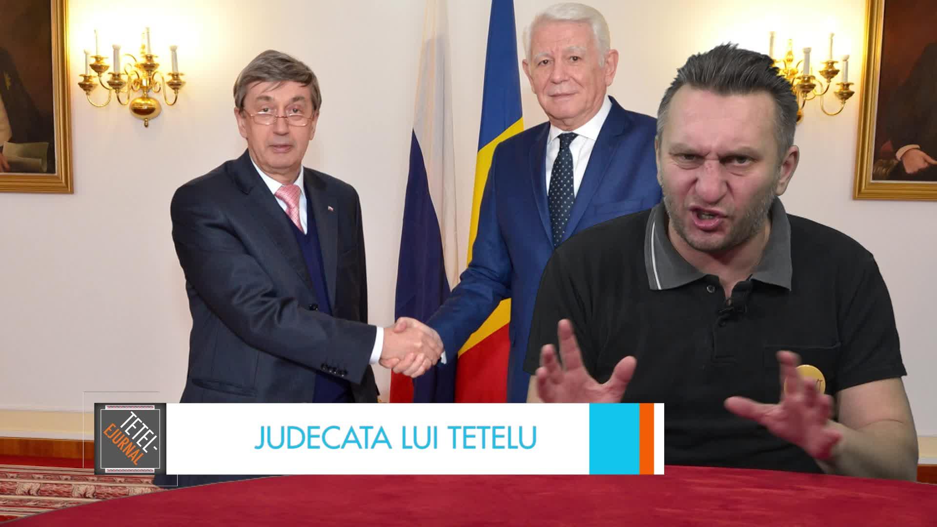 Judecata lui Tetelu: Relaţia cu Rusia