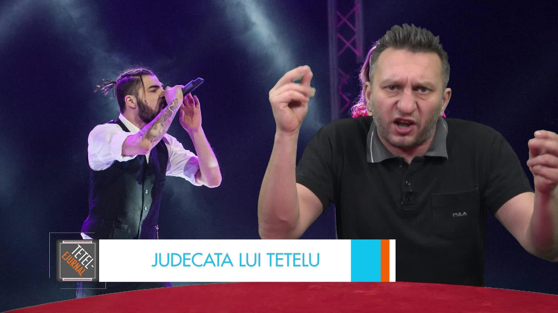 Judecata lui Tetelu: Muzica de petrecere la români