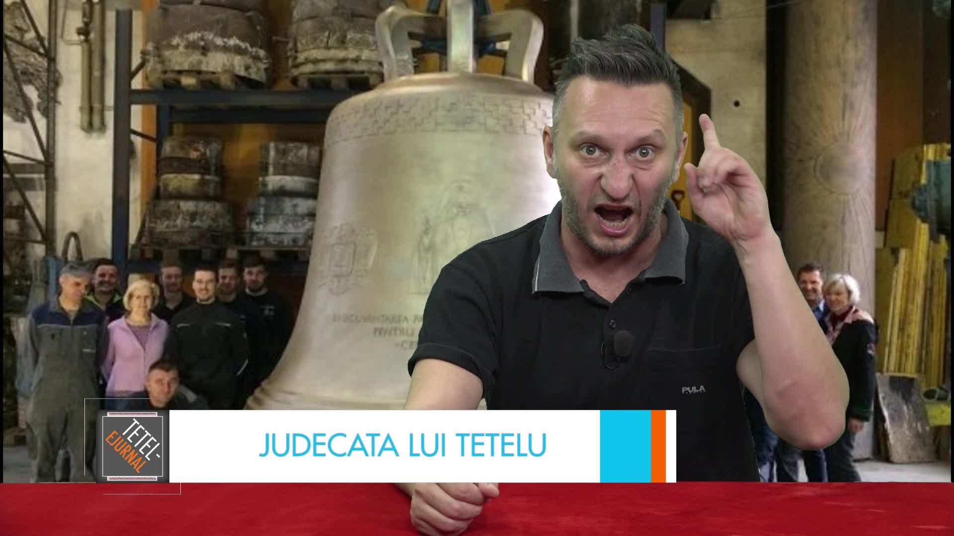 Judecata lui Tetelu: Cum te speli instant de păcate