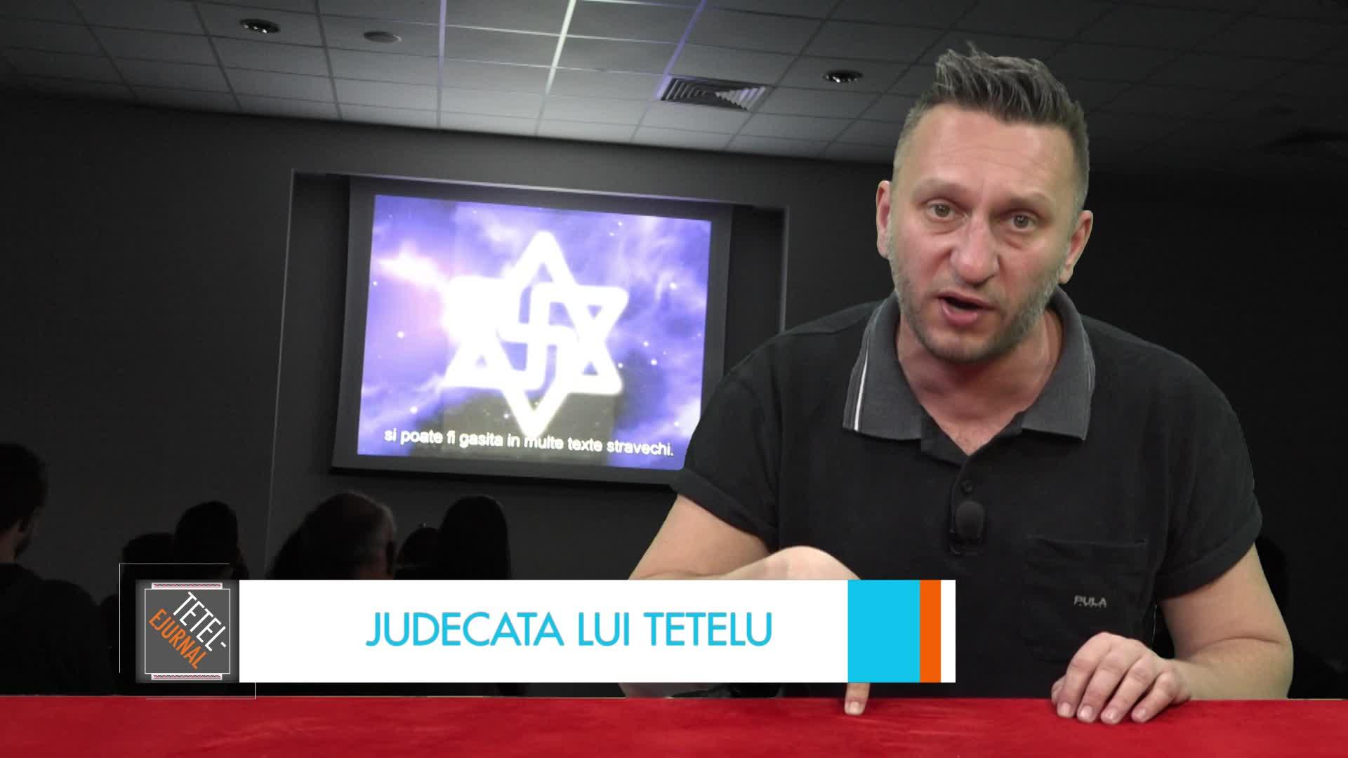 Judecata lui Tetelu: Mesaj pentru extratereştri
