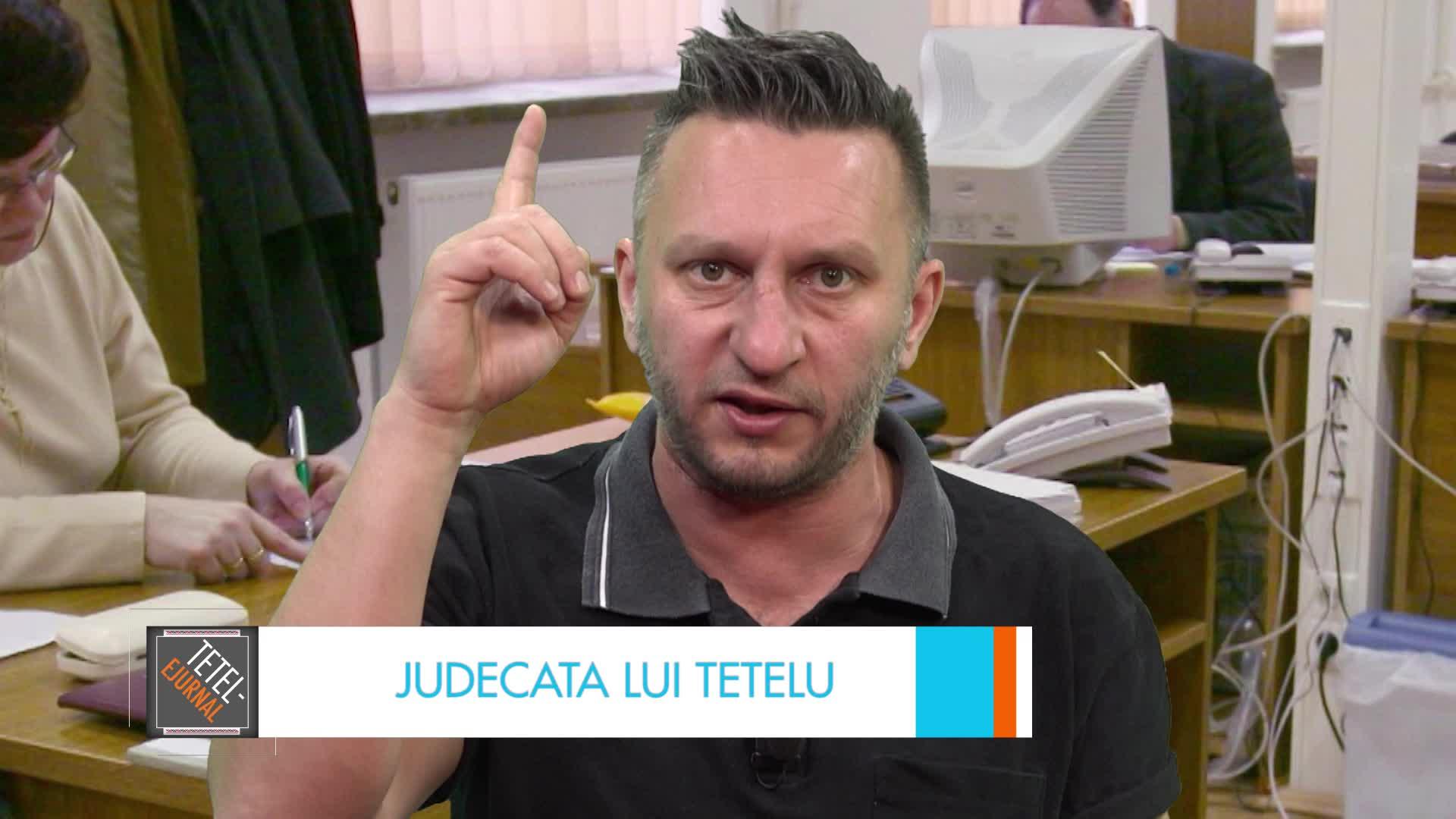 Judecata lui Tetelu: Cum sa stai degeaba cu stil