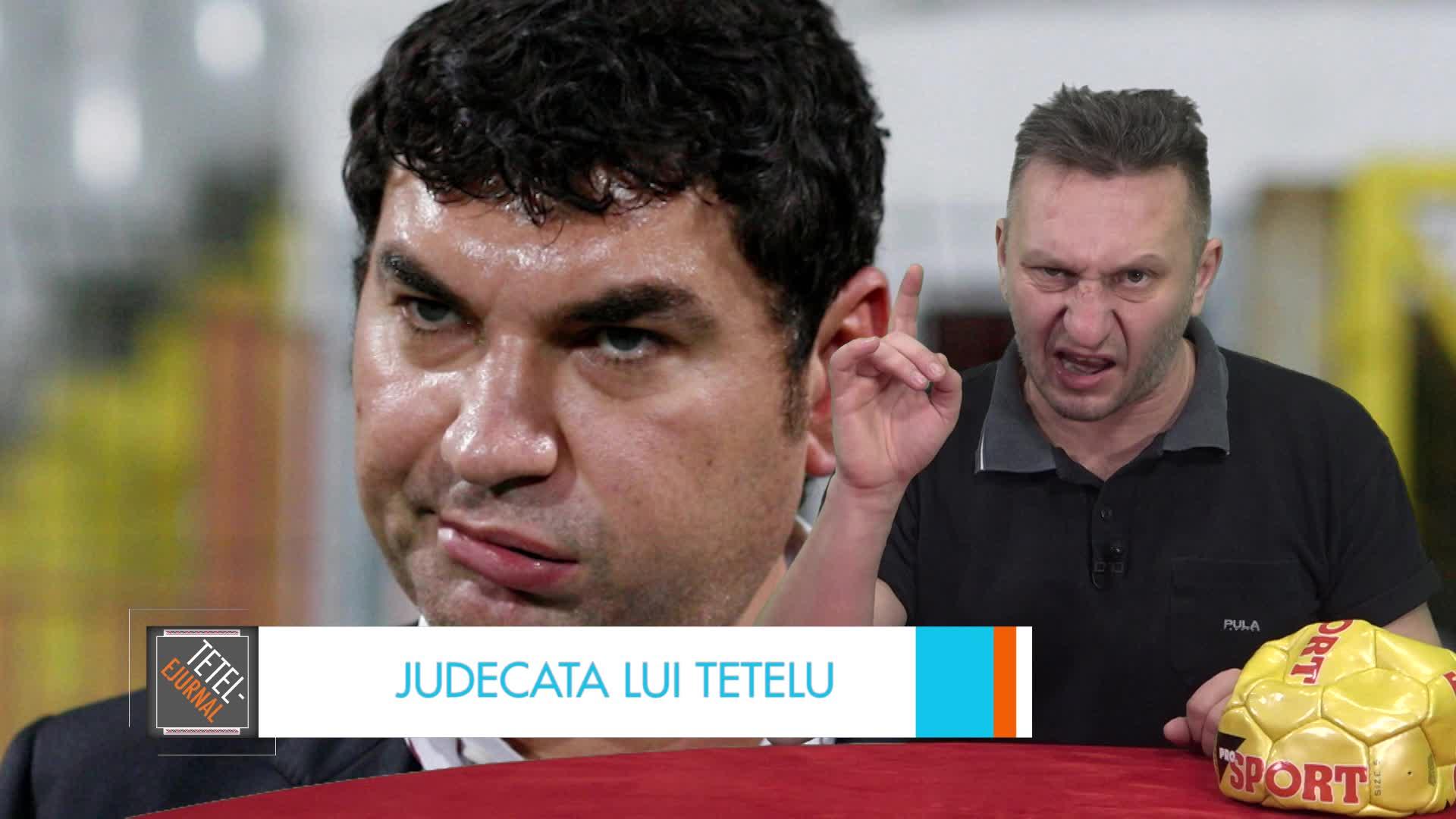 Judecata lui Tetelu: Sponsorul lui Tetelu