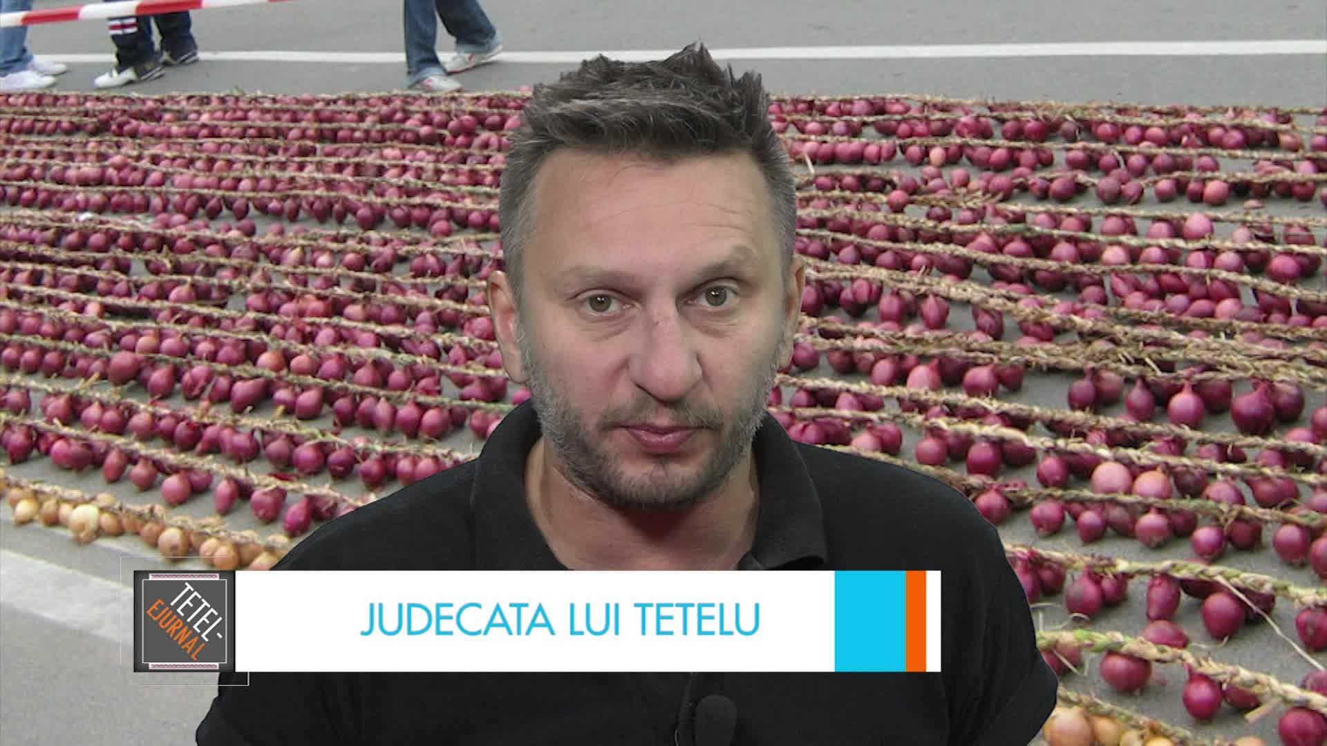 Judecata lui Tetelu: Promoţie la maioneză