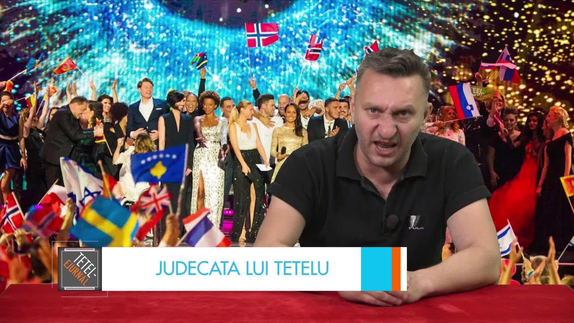 Judecata lui Tetelu: Muzica uşoară românească