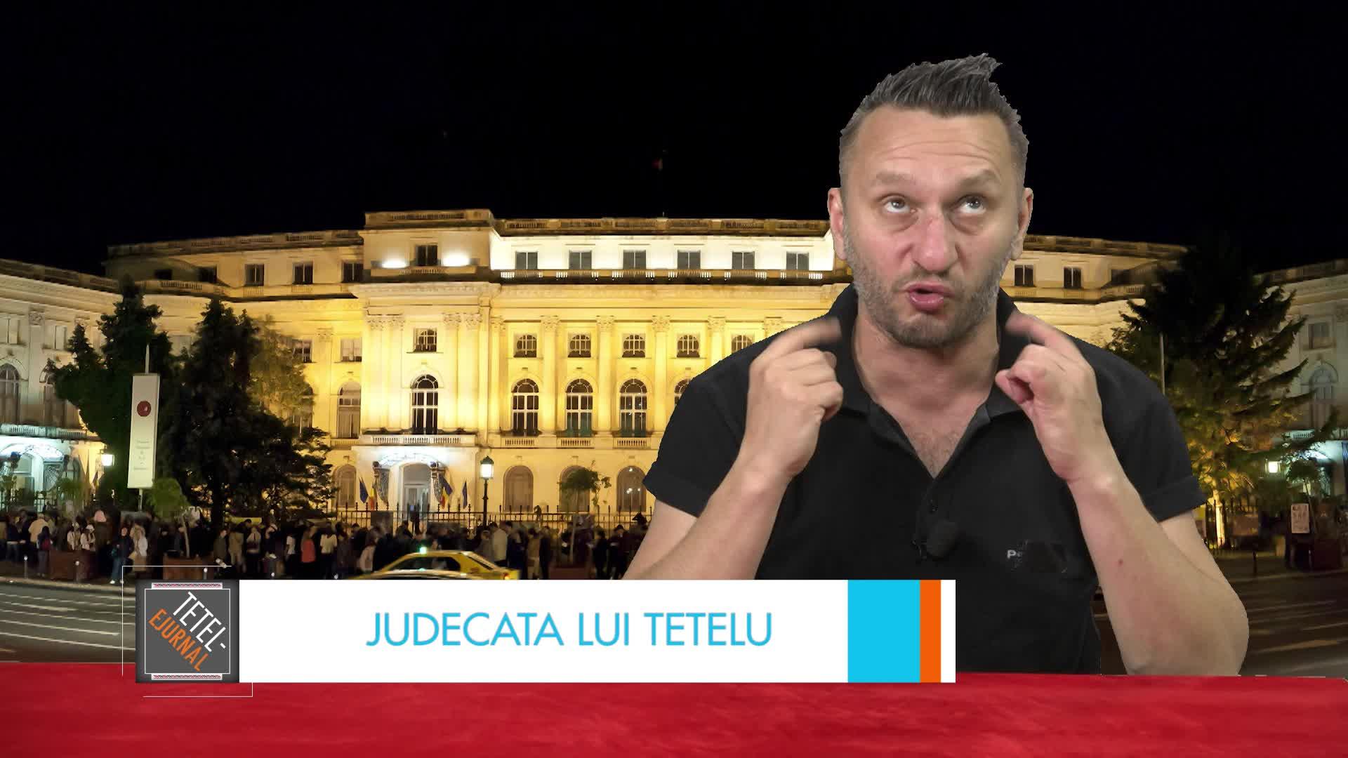 Judecata lui Tetelu: Scheletul lui Grindeanu