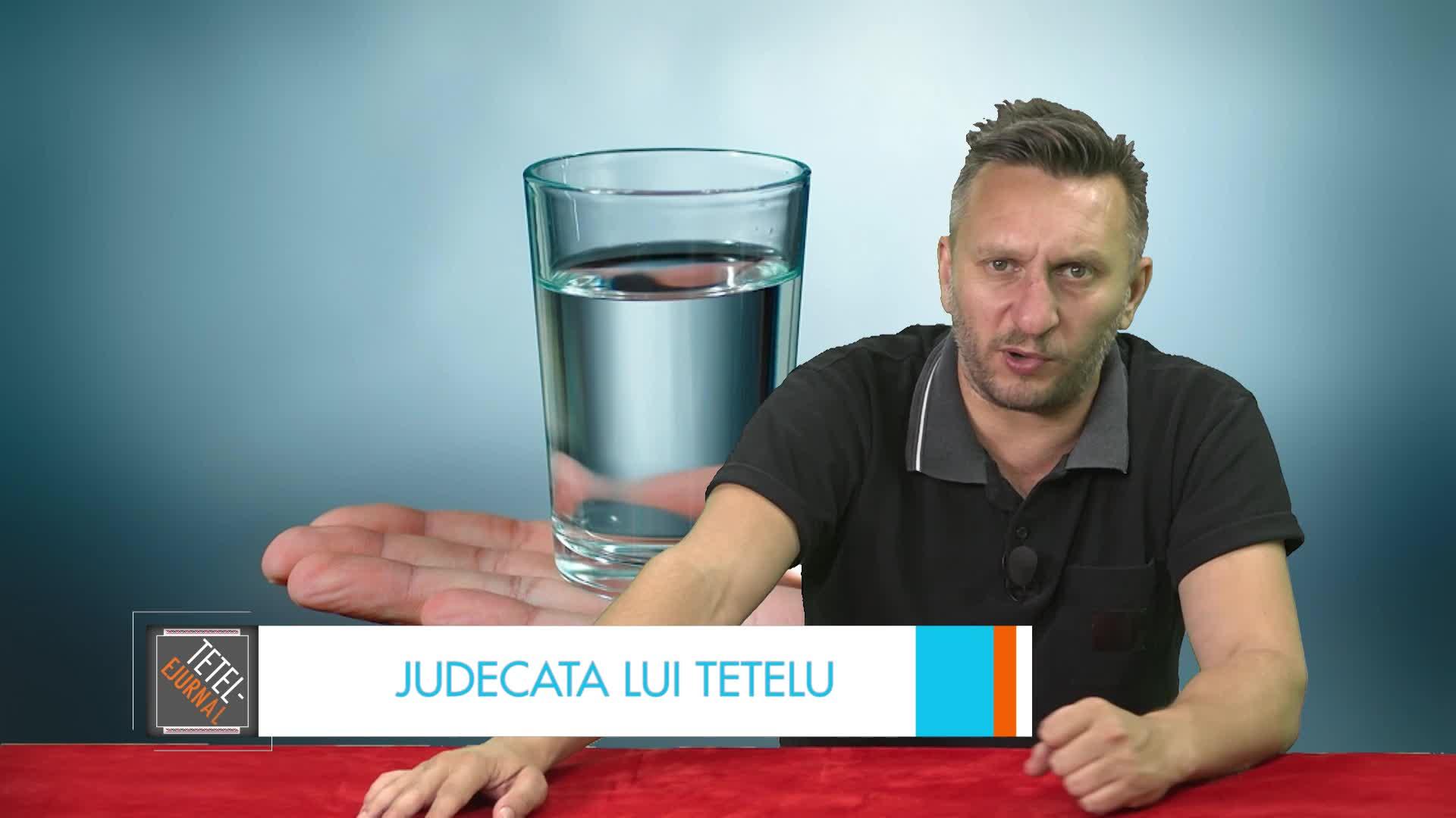 Judecata lui Tetelu: Apa maronie vs apa neagră