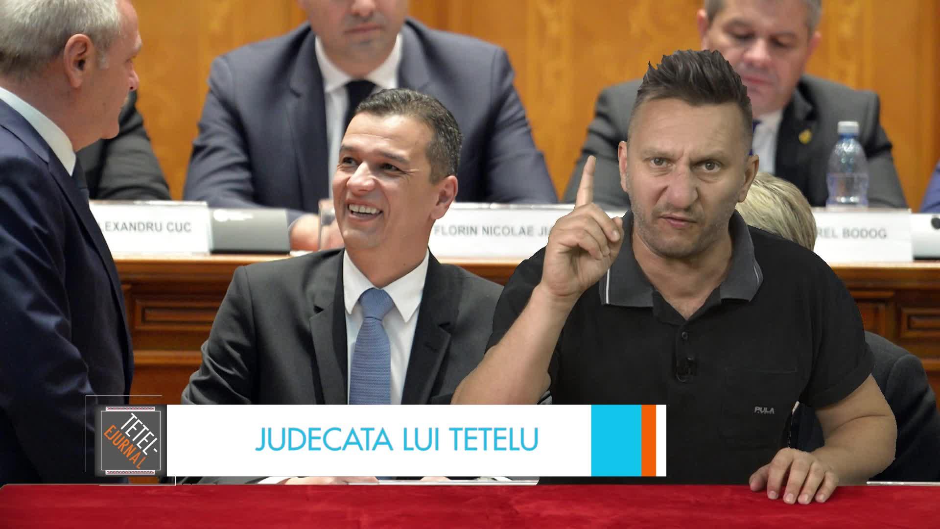 Judecata lui Tetelu: Dresura de partid