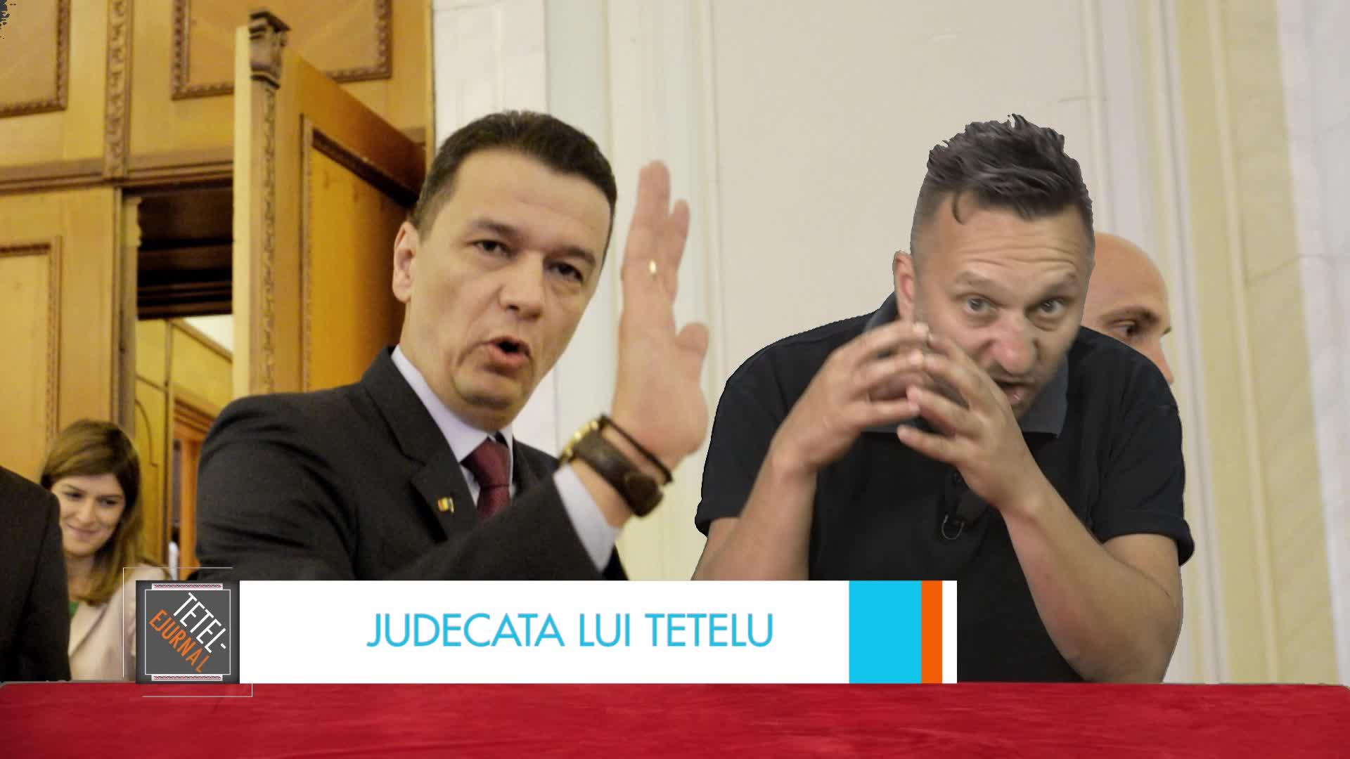 Judecata lui Tetelu: Mustaţa lui Zdragnea