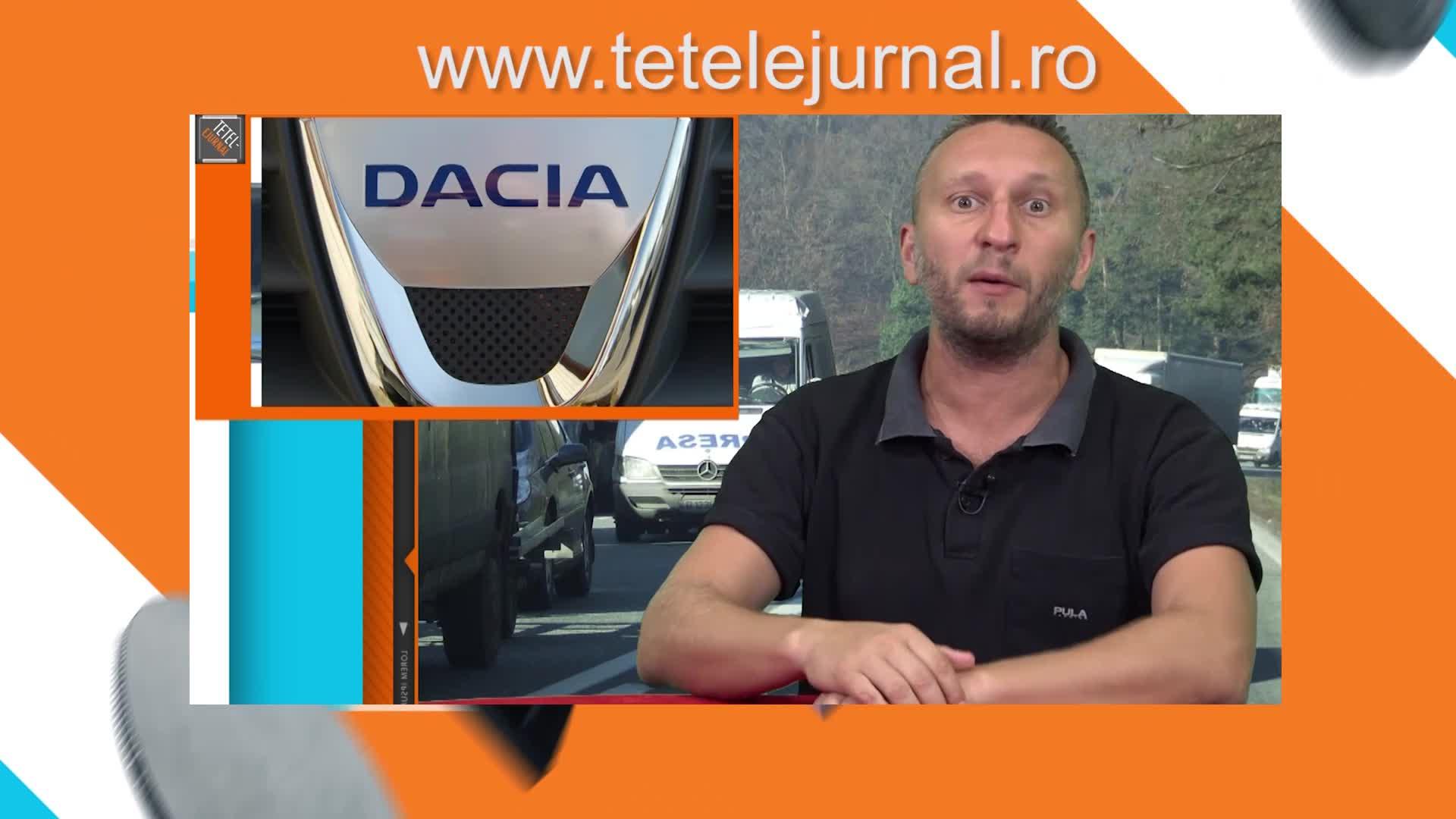 Perla lui Tetelu: Noul model de Dacia