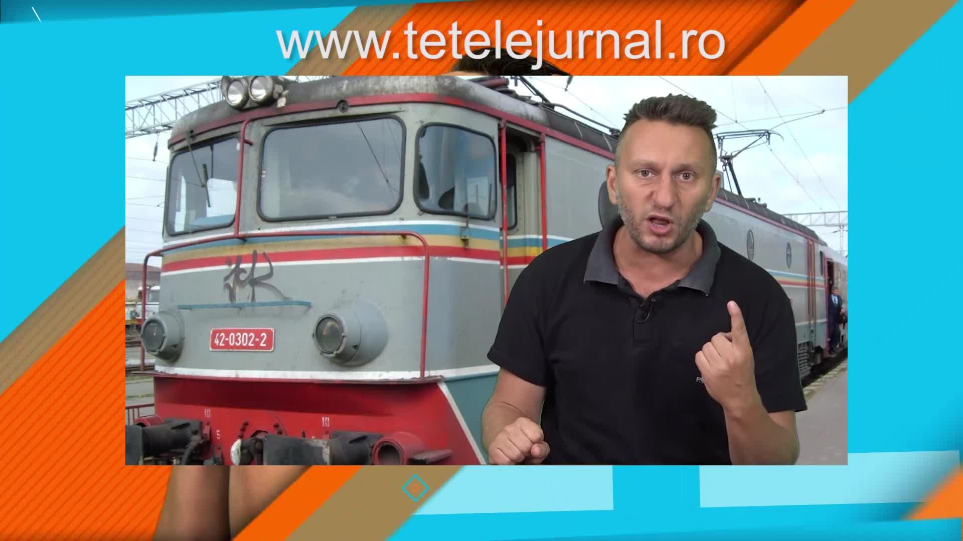 Perla lui Tetelu: Cu trenul în România