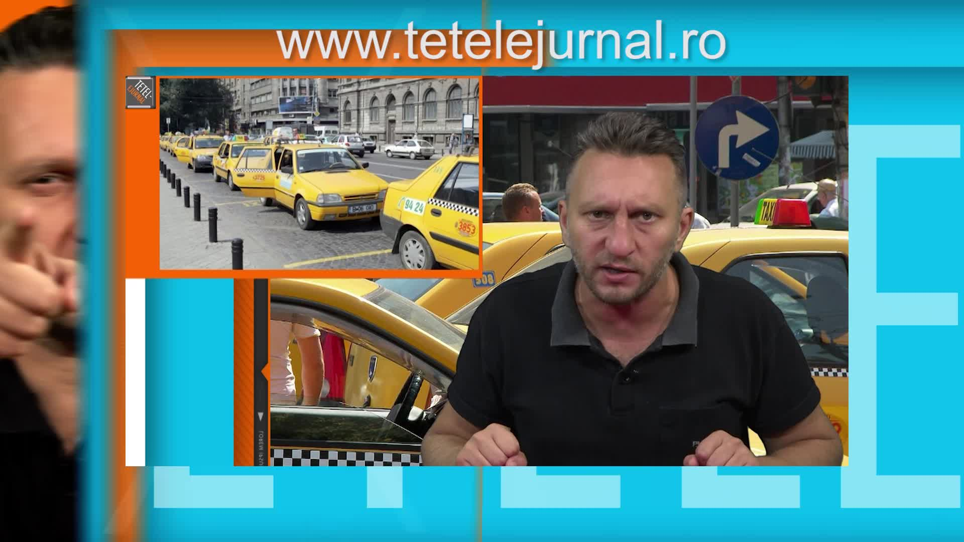 Perla lui Tetelu: Nesimtirea taximetriştilor