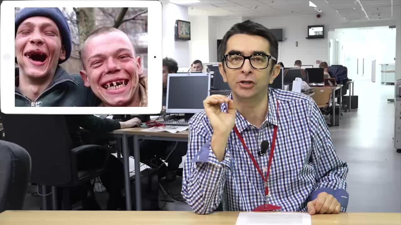 Găinuşa şi dinţii lipsă