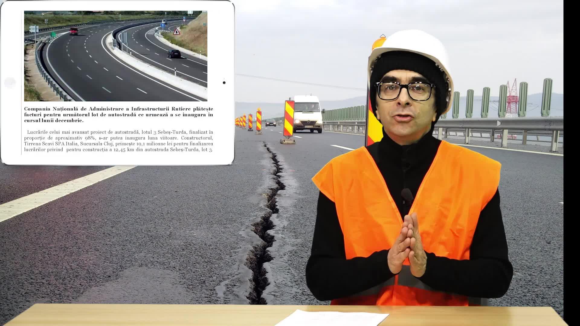 Găinuşă şi autostrada Dorel