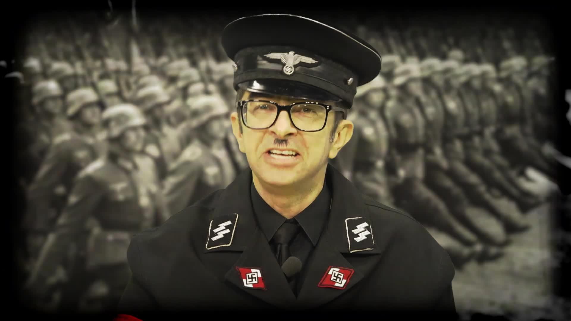Găinuşă şi Hitler
