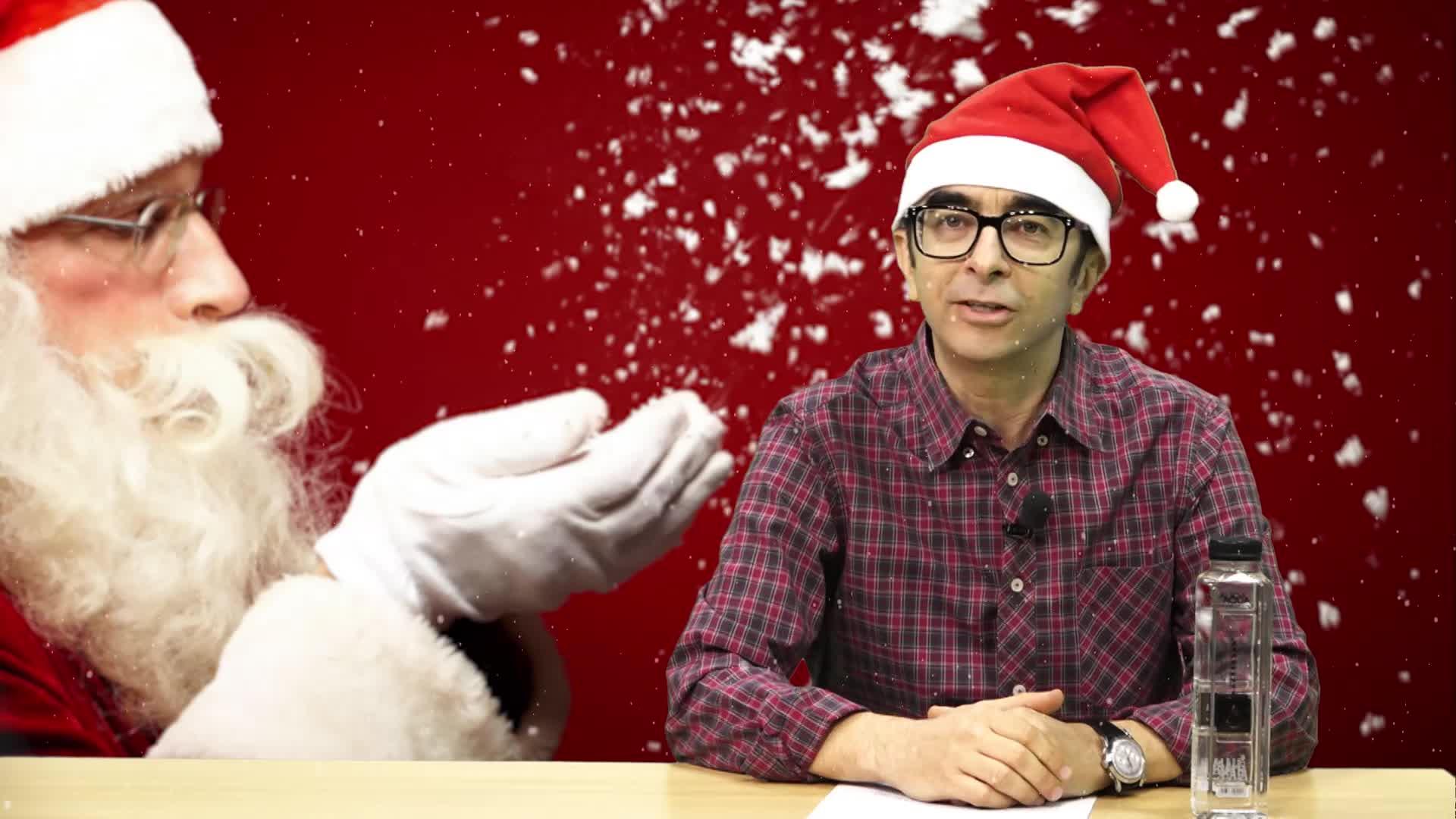 Găinuşă şi cântecele de Crăciun